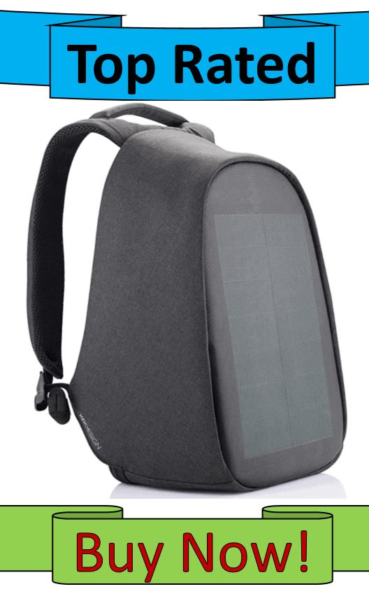 XD Bobby Solar Backpack