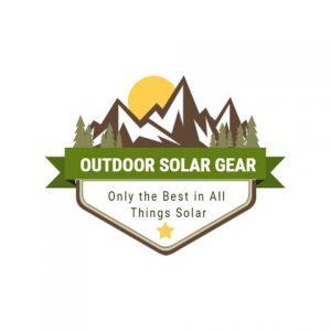 Outdoor Solar Gear Logo
