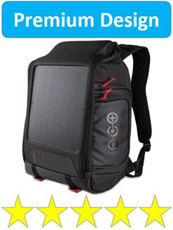 Voltaic premium solar backpack